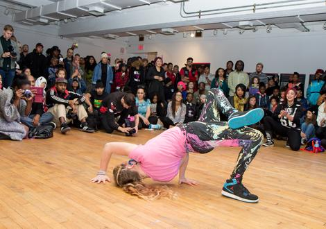 The Bronx Museum of the Arts – UNDERGROUND HIP-HOP LAUNCH OF ALL THE LADIES SAY, PART 2