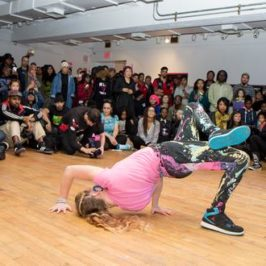 "Free For All – The Bronx Museum – Underground Hip-Hop Launch of ""All the Ladies Say"", Part 2"
