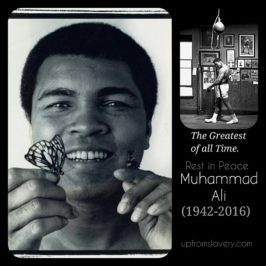 Remembering Muhammad Ali – Photos, Quotations and Videos