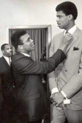 Muhammad Ali and Abdul Jabar