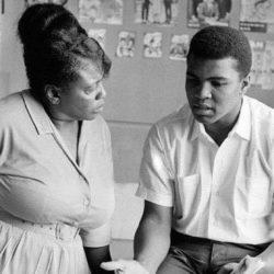 Muhammad Ali & Fannie Lou Hammer
