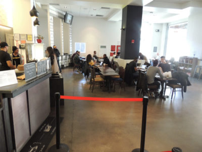 The Café at MIST