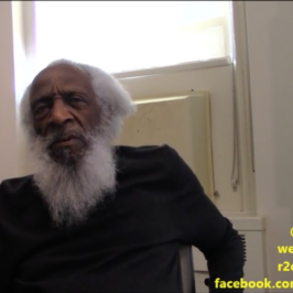 Dick Gregory Talks Donald Trump Scandal, No Election 2016 & Martial Law
