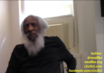 Dick Gregory, Entertainer, Historian