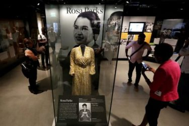 Rosa Parks - African American Museum, Washington D.C.