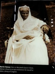 Harriet Tubman, American Abolitionist,