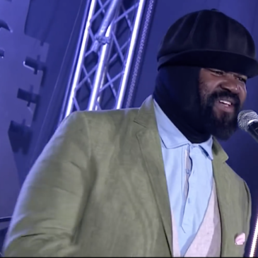 "What's ""Organic"" to Gregory Porter?"