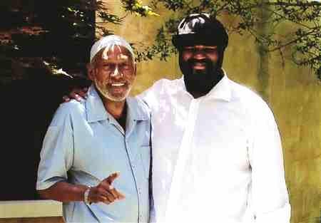 Hakim Abdul Ali & Gregory Porter