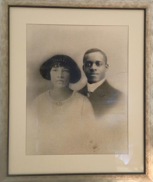 James & Martha Mortison Bunn--Ronald Bunn's Grandparents