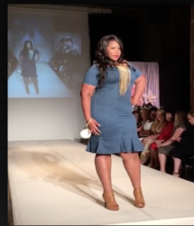 Ashley Stewart Fashion Show for FFFWeek 2016