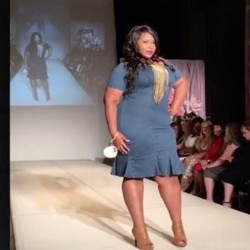 Ashley Stewart Fashion Show for FFFWeek 2016
