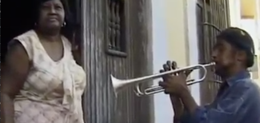 Music from Africa (Richard Bona) and a Quartet of extraordinary  Cuban  Street Musicians