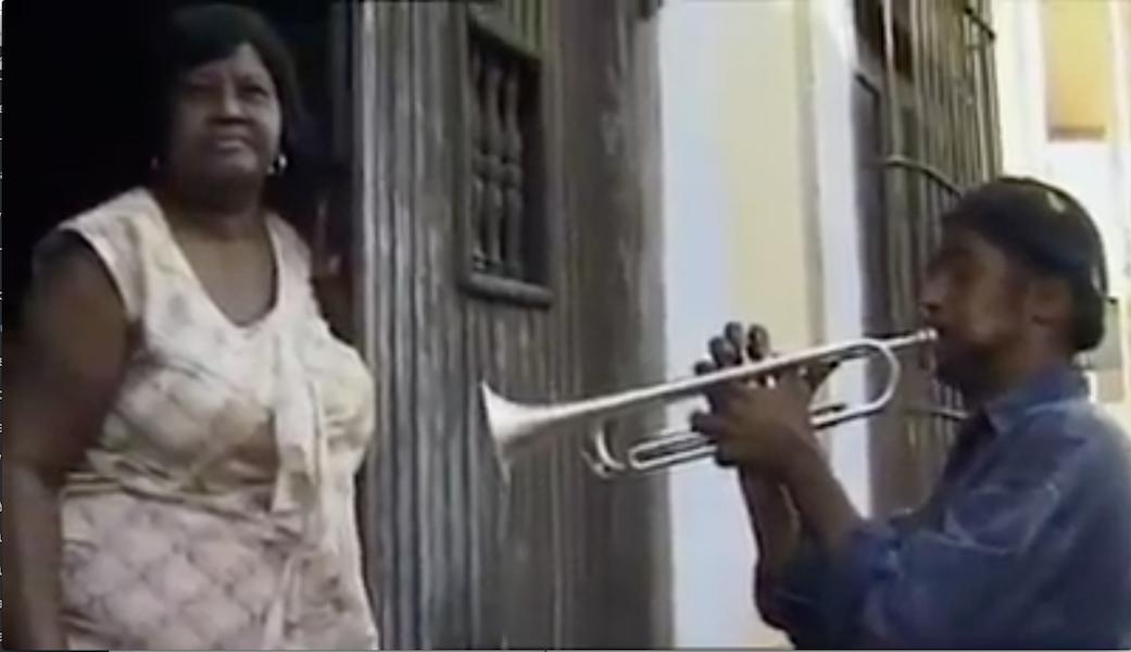 Cuban Street Muscians