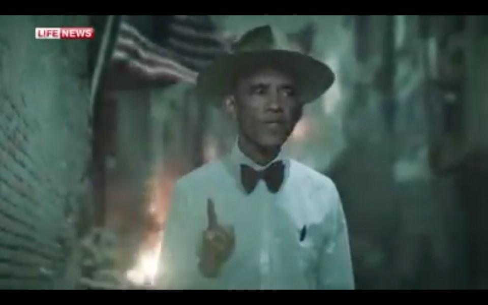 President Barrack Obama I'm So Happy