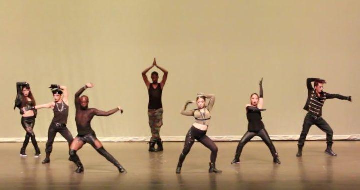 House of Ninja Choreographer's Contest