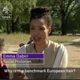 Why is the Benchmark European Hair?