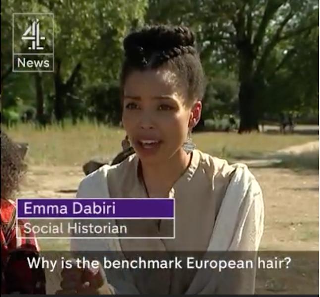 why is the benchmark european hair?