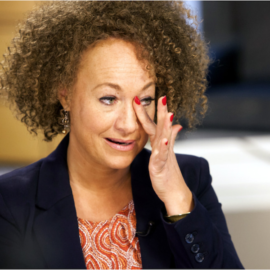 In Defense of Rachel Dolezal—white woman who identifies as black, now jobless, may soon be homeless
