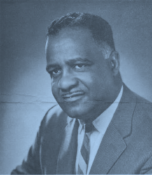 Warren J. Bunn, 1963-64 President of NAACP, Brooklyn