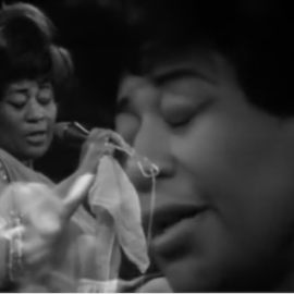 Happy Birthday Ella Fitzgerald — born 100 years ago on April 25, 1917
