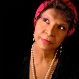 "Trezania Beverly's One Woman Show ""Mabel Mercer"""