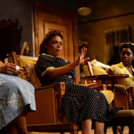 "THE BILLIE HOLIDAY THEATRE IS BACK WITH A BANG! — ""The Old Settler"", Reviewed"