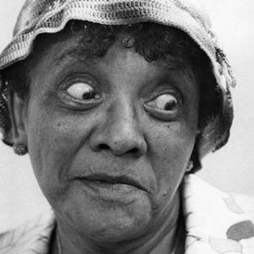 "Moms Mabley's ""Everybody's Crazy"" from the album ""Live at the Apollo"""