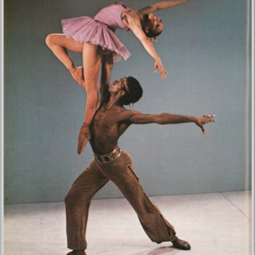 November 1977 —  A Look At Black Classicism: Dance Theatre Of Harlem
