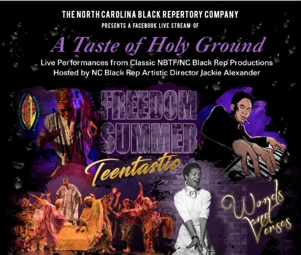 A Taste of Holy Ground