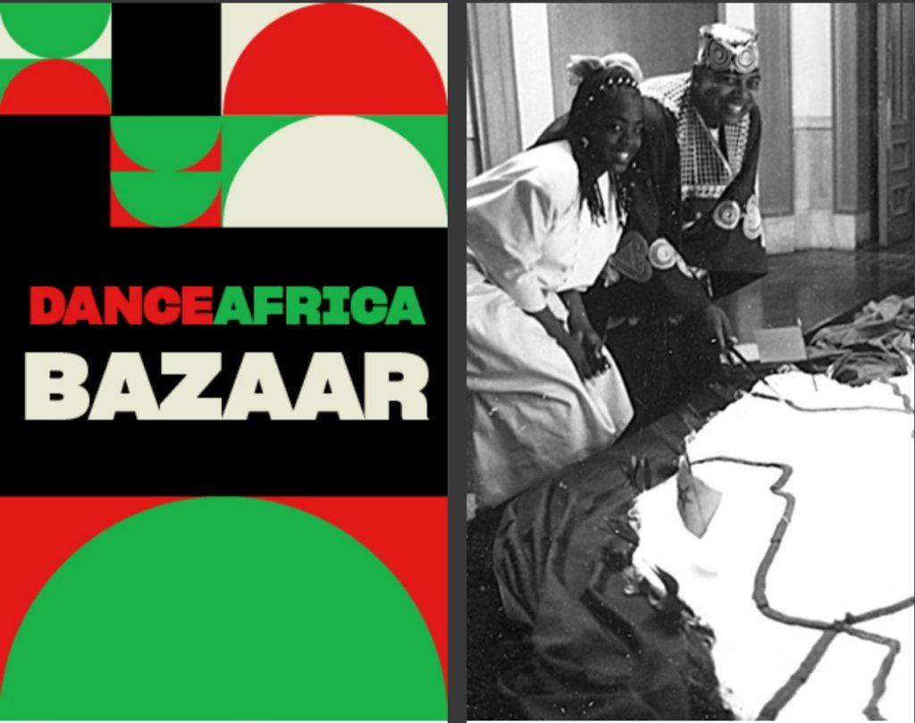 DanceAfrica Bazaar 2020