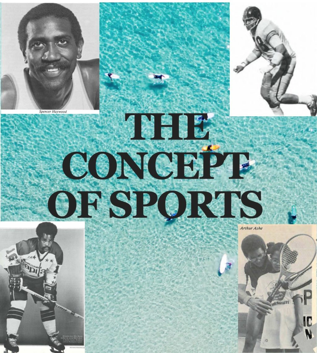 the concept of sports--4