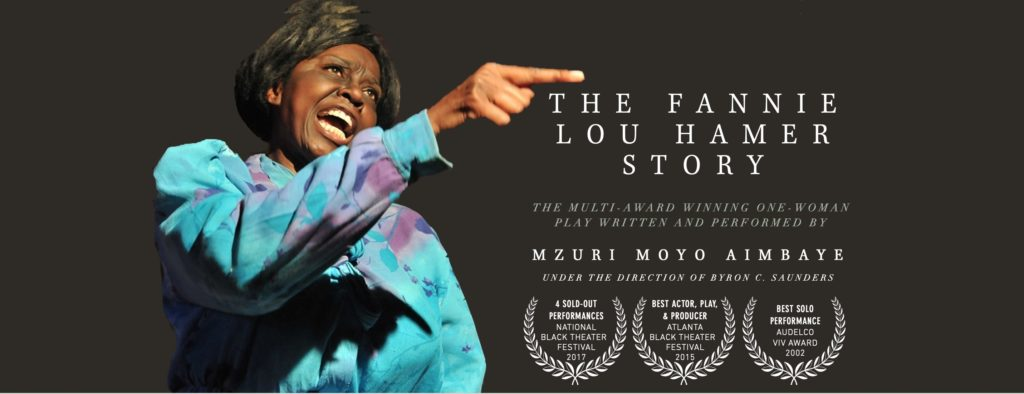 The Fannie Lou Hamer Story--Mzuri Moyo Aimbaye