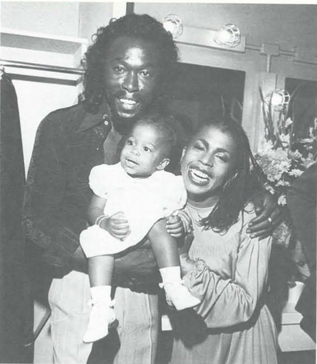 Nick Ashford & Valerie Simpson & Daughter Nichole