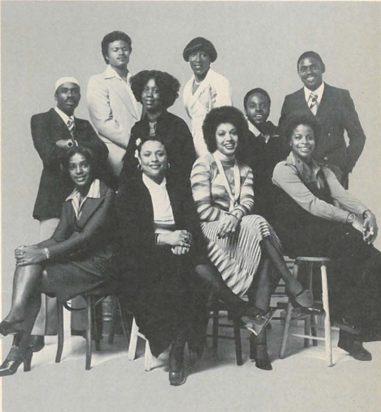 The New York Community Choir (NYCC).
