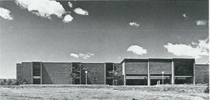 Gindele & Johnson, Architects. Whitney M. Young, Jr. Community Health Center, Albany, N.Y.