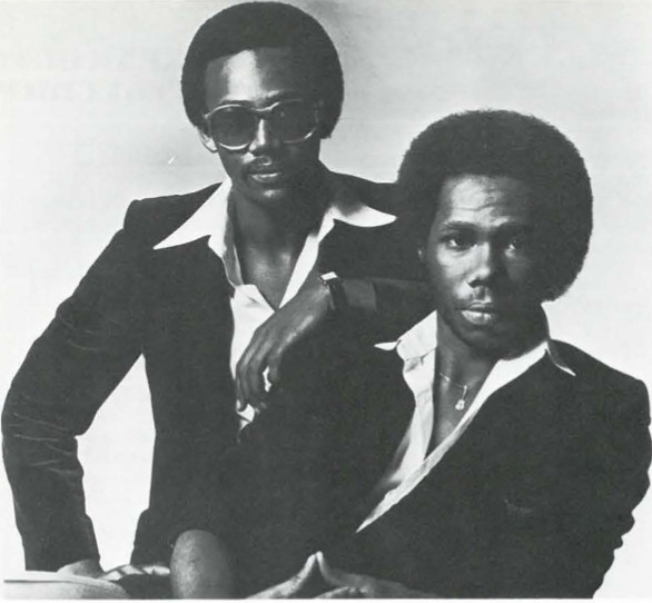 Bernard Edwards & Niles Rodgers