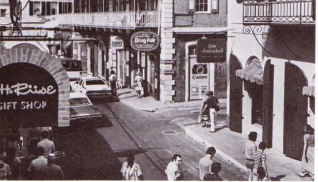Main Street, St. Croix