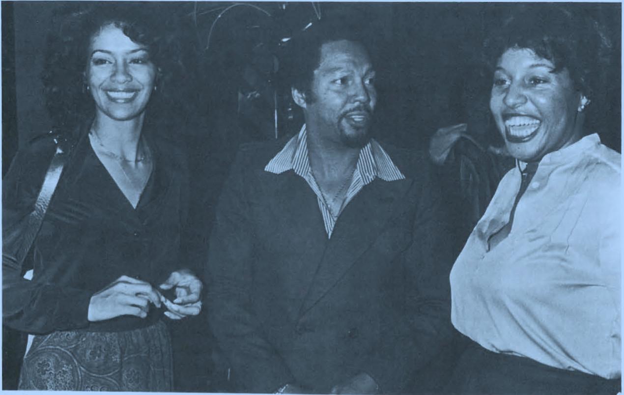 Marilyn McCoo, Billy Davis & Cheryl Lynn