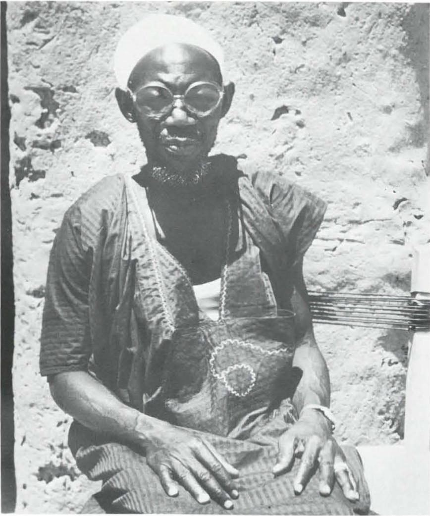 Ogobara Chief of Sanga