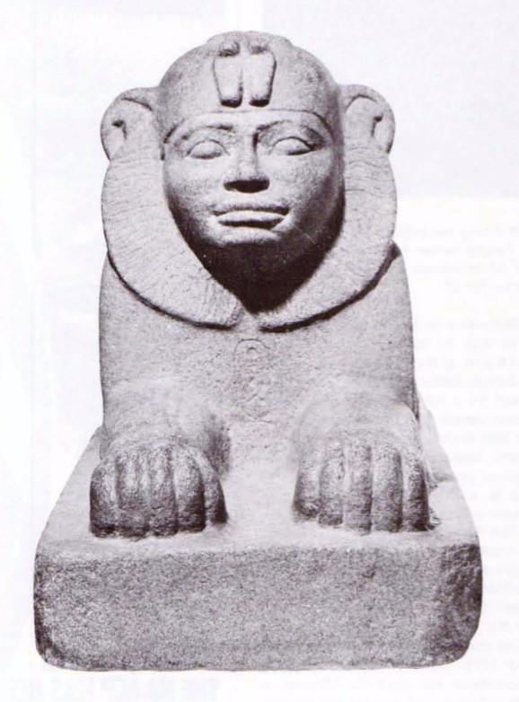 Sphinx of King Tahargo