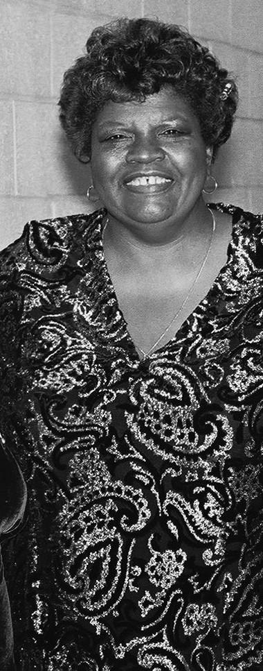 Vivian Robinson - AUDELCO Founder
