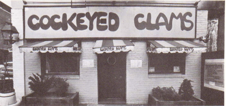 cockeye clam restaurant