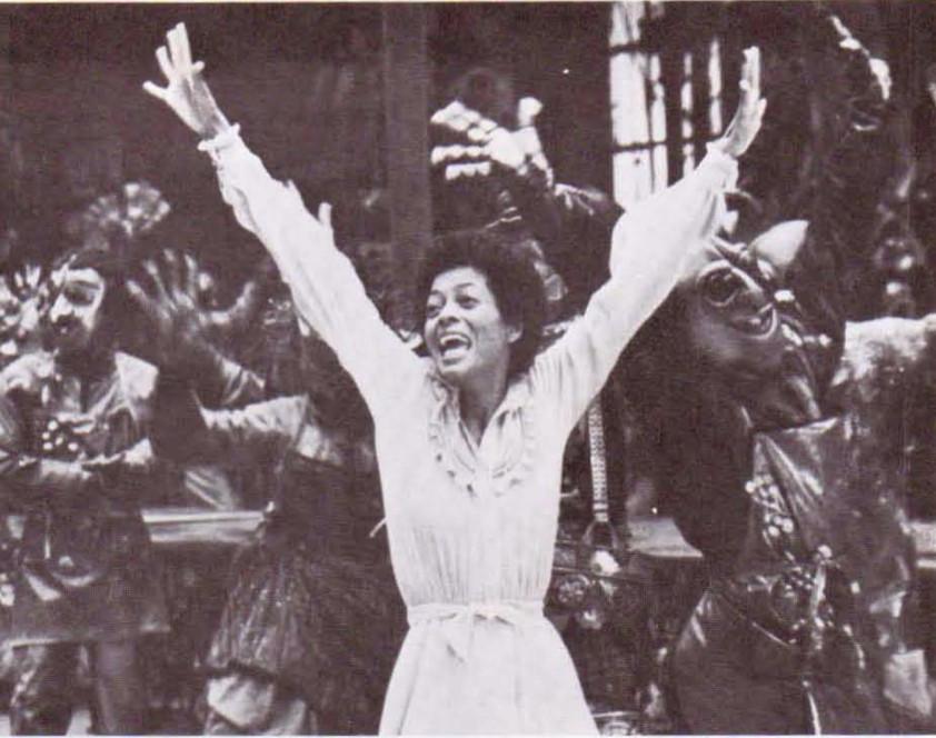 Diana Ross in The Wiz