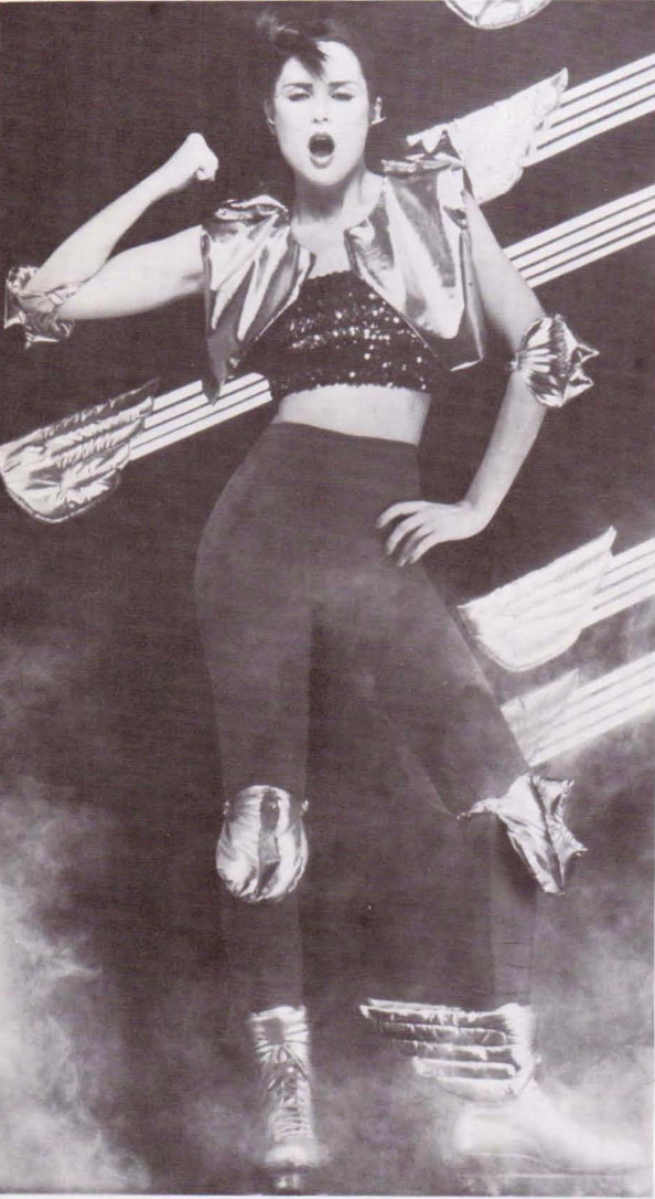 Rollerskating Fashion
