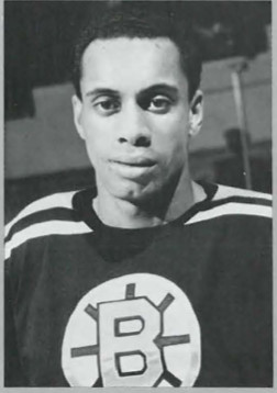 Willie O'Ree made history by becoming the first Black Professional Hockey Player born in Canada. O'Ree started playing at the age of 7.