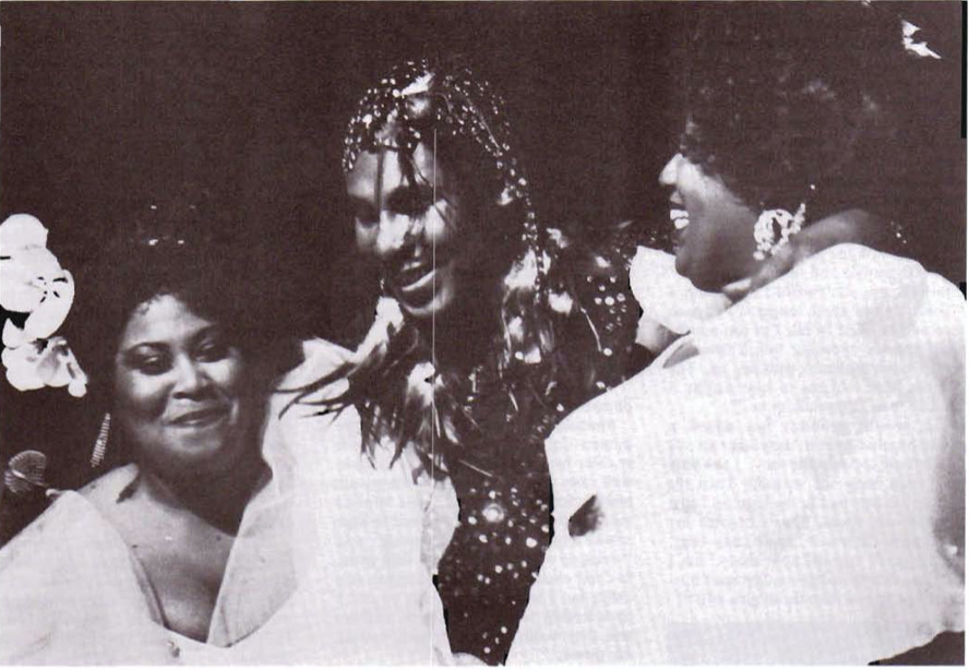 Martha Wash, Sylvester and Izora Rhodes-Armstead