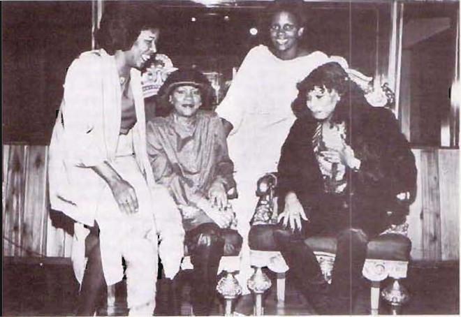 Betty Wright, Bobbi Humphrey, Anna Horsford & Millie Jackson