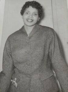 Willie Ann Richardson Jones