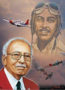 Howard Baugh, Tuskegee Airman