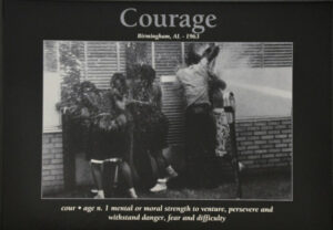 Courage - Birmingham, AL - 1963